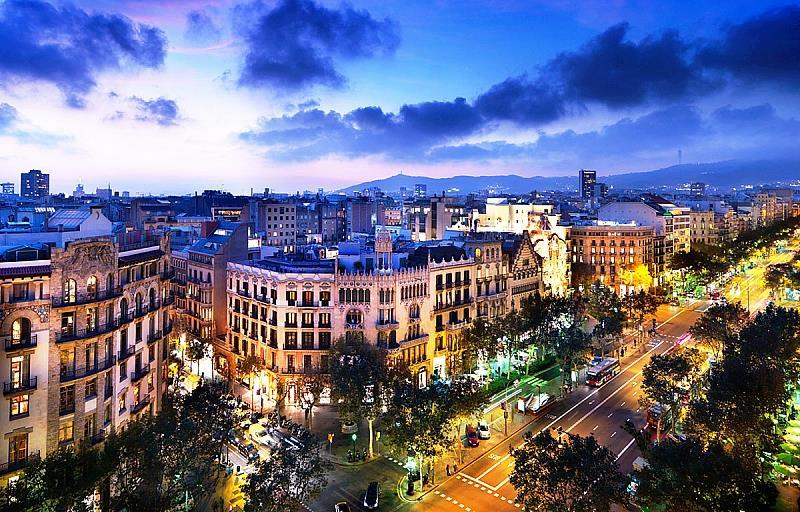 недвижимость Барселона