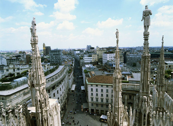 недвижимость Милан