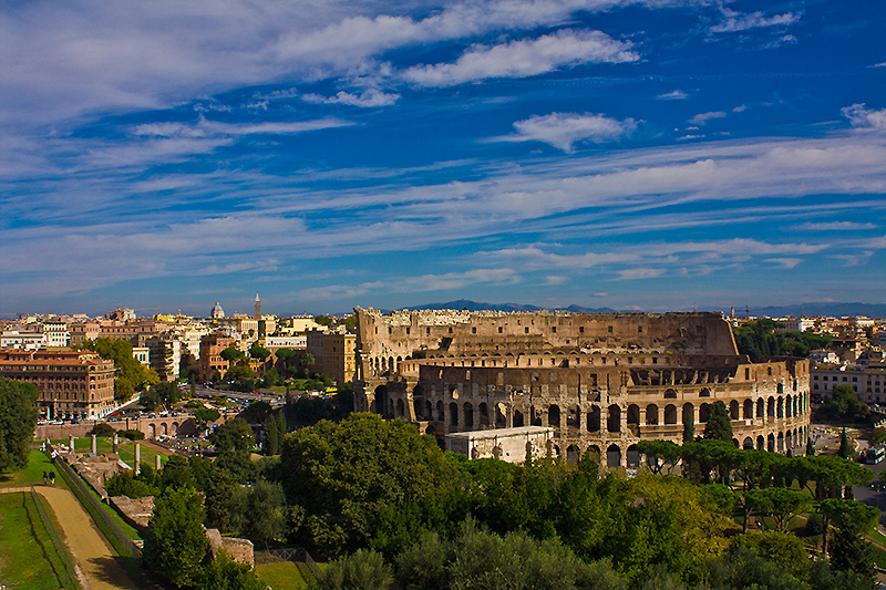 недвижимость Рим
