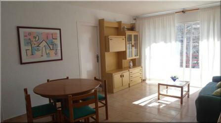 Квартира с двумя спальнями в Плайя в 1 км от пляжа