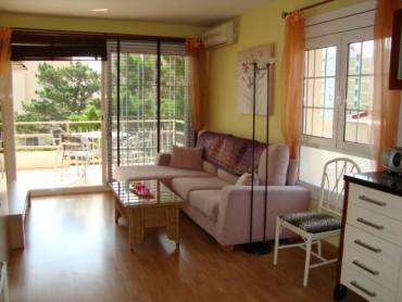 Квартира с одной спальней в Плайя де Аро, недалеко от пляжа