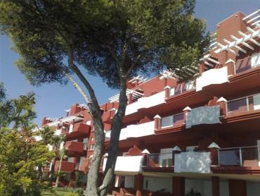 Апартаменты в Эстепоне с видом на море