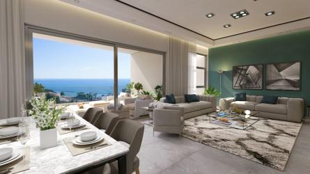 Апартаменты в комплексе «AXIS Residens»