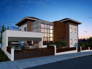 Вилла в окрестностях Лимассола «Hill Rise Villa»