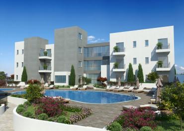 Апартаменты «Magnolia Court» в центре Пафоса