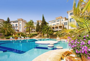 Апартаменты в Бендинат, 500м до пляжа