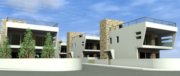 Вилла в комплексе «Элизиум Вилла» в г. Пафос (п. Пейя )
