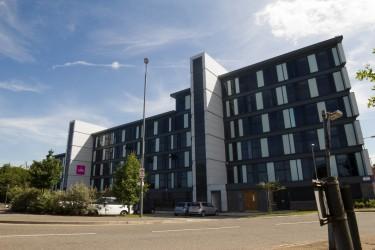 Студенческие апартаменты «City Point» в Ливерпуле