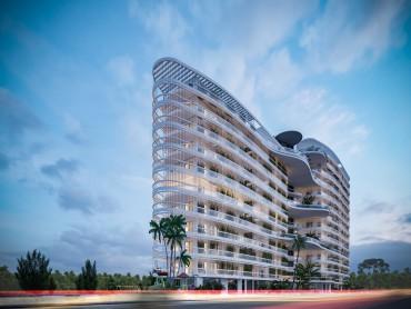 Современный комплекс апартаментов  Habitat  в Ларнаке
