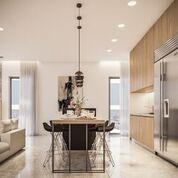 Современный комплекс апартаментов  Habitat  в Ларнаке №10