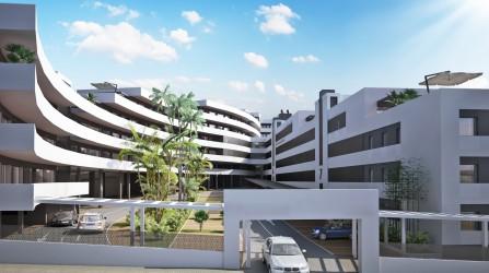 Новая квартира в центре Эстепоны