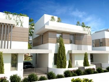 Новый комплекс вилл в Лимассоле