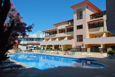 Квартира с одной спальней в 450 м от моря в Като Пафосе