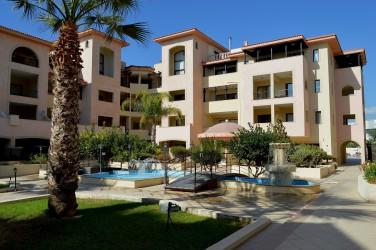 Квартира с одной спальней в 450 м от моря в Като Пафосе №6