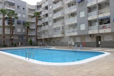 Аппартаменты в Торрьехе, 500м от моря