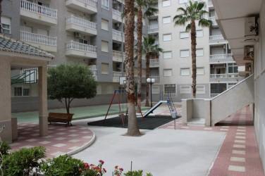 Аппартаменты в Торрьехе, 500м от моря №1