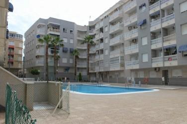 Аппартаменты в Торрьехе, 500м от моря №2