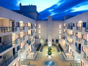 Aппартаменты в Аликанте Хиллс с видом на море