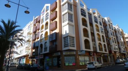 Квартира на третьем этаже в Террьехе, рядом с пляжем Playa del Cura