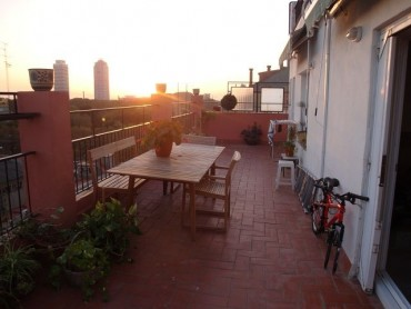 Квартира в Барселоне в районе Триумфальной Арки