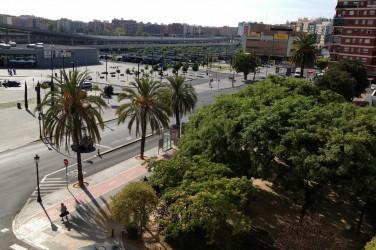 Квартира в центре Валенсии, после ремонта