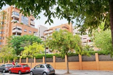 Квартира с большой террасой в новом районе Валенсии