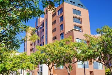 Новый двухэтажный пентхаус в зелёном районе Валенсии