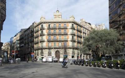 Квартира в  районе Барселоны  Эшампле правый