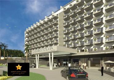 Реконструкция отеля в Лагош