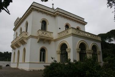 Вилла-замок Равенна. Провинция Лечче. Апулия